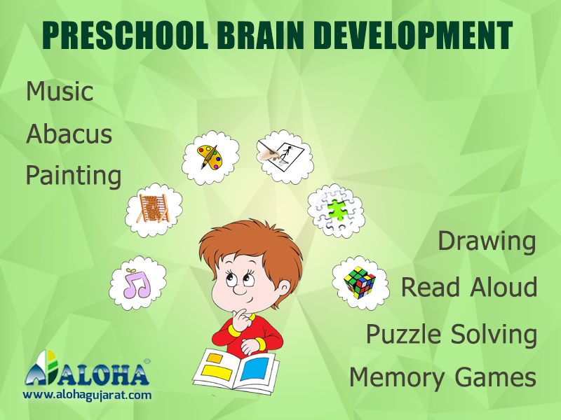 15 brain boosting activities for Preschoolers (age 3 to 5)