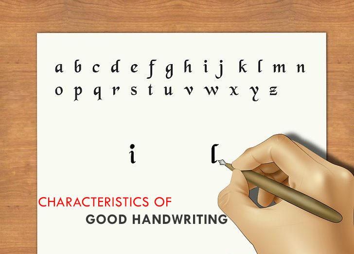 characteristics of good writing