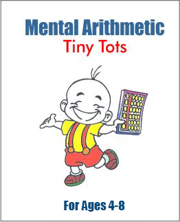 Mental Arithmetic Course for 4-7 year child based on abacus classes